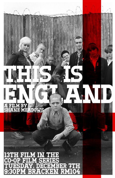 This is England by Travis Harvey