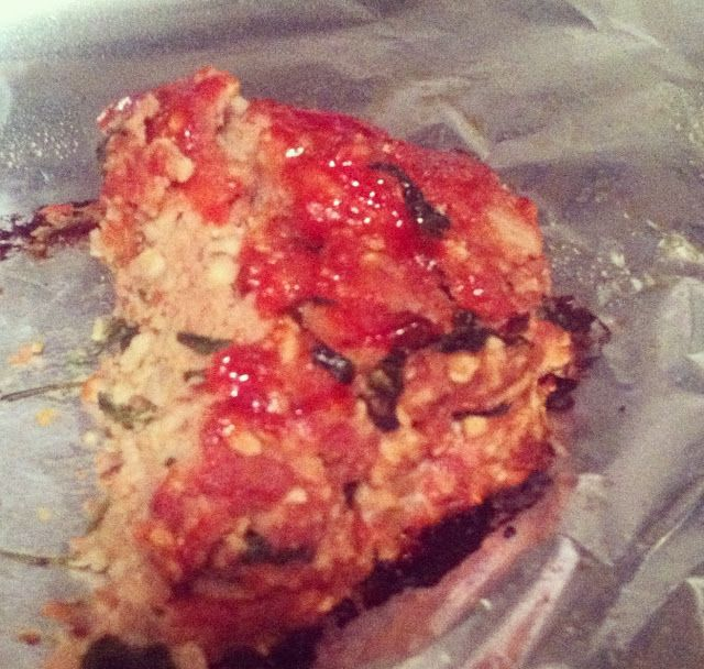 ... girl | country roots: Healthy Buffalo-Style Turkey & Spinach Meatloaf