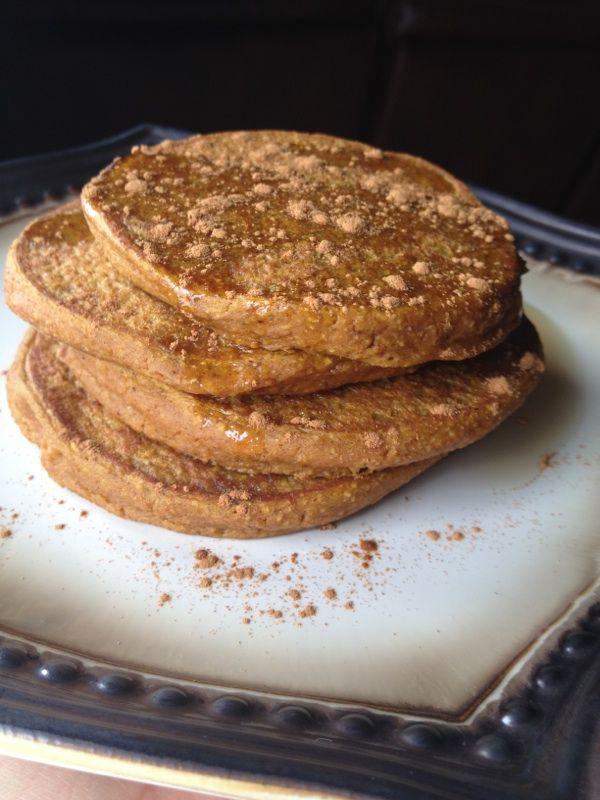 Pumpkin Pie Pancakes | Food, food and more food | Pinterest