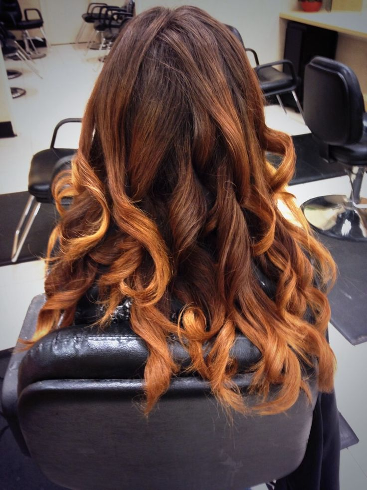 Hair color balayage ombre technique beauty pinterest - Technique ombre hair ...