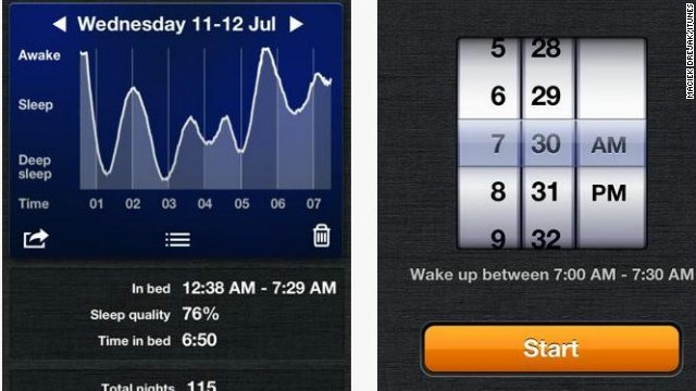 sleep tracker app iphone 6