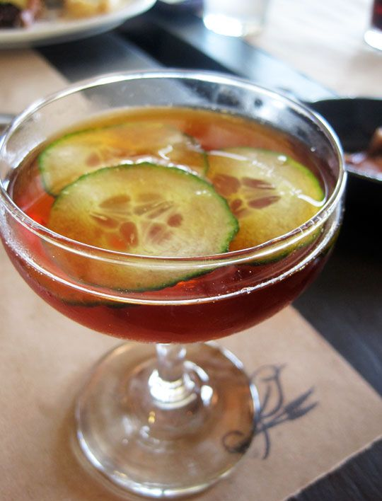 ... lunchtime cocktail recipe the suppressor 2 the 10 minute happy hour