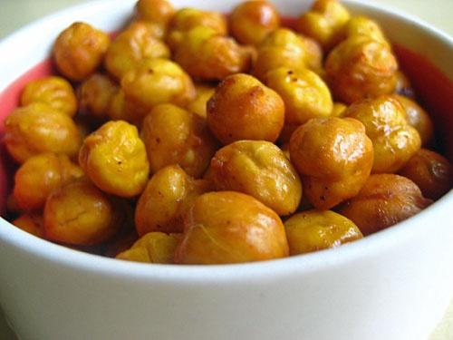 Chili Lime Chickpeas | food and drinks | Pinterest