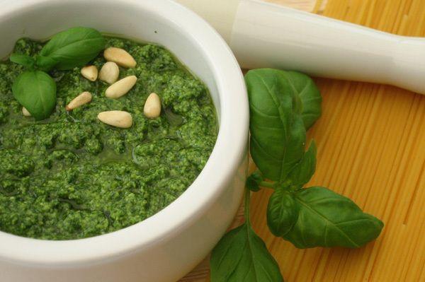 Classic Pesto | Recipes | Pinterest
