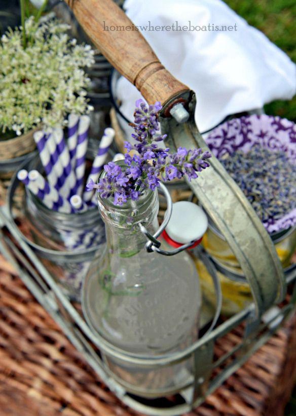 Lavender Simple Syrup | Favorite Recipes | Pinterest