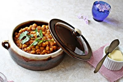 Chana Masala / Chickpea Curry | vegan, vegitarian, clean eats | Pinte ...