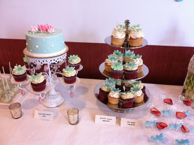 Main Table Bridal Shower Ideas Pinterest