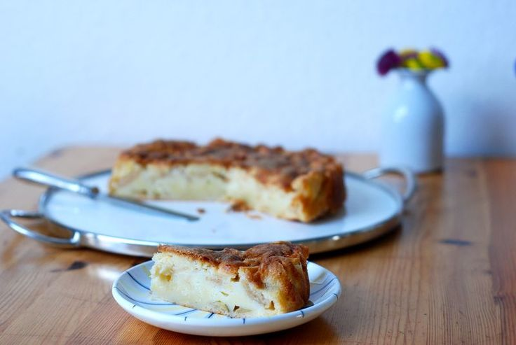 Apple Cake | fruity salads, puddings and pies | Pinterest