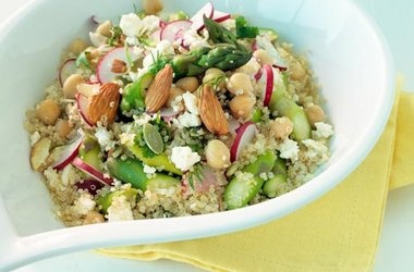 Loaded Quinoa Bowl — Punchfork | Recipes to Try | Pinterest