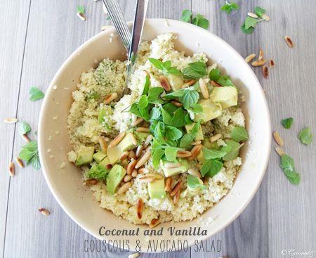 ... Fresh and Simple Avocado Salads | foodiecrush/Coconut Vanilla