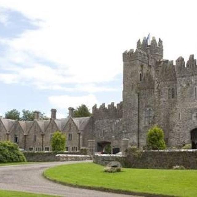 Kilkea Castle Kildare Irish Pinterest