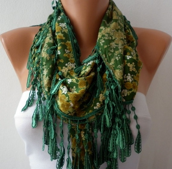 on sale st s day scarf cotton scarf