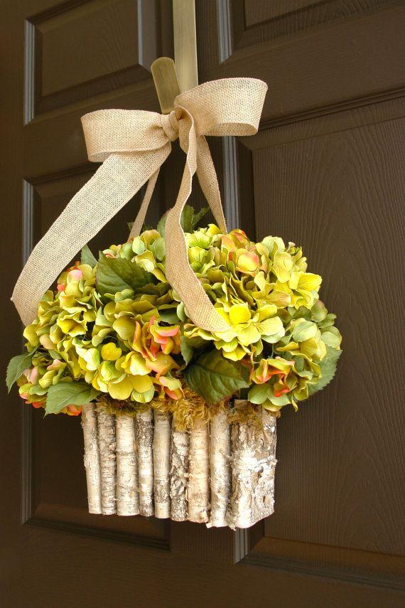 Fall Wreath Autumn Wreath Front Door Wreath Fall By