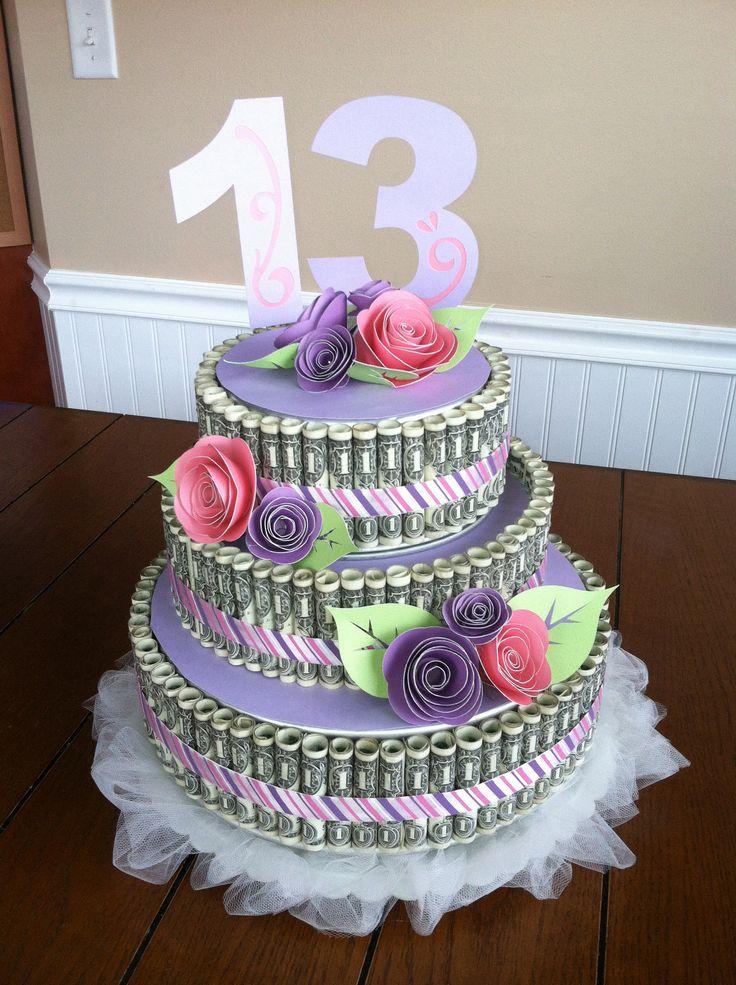 Real money cake ideas 66912 money cake house of red - Money cake decorations ...
