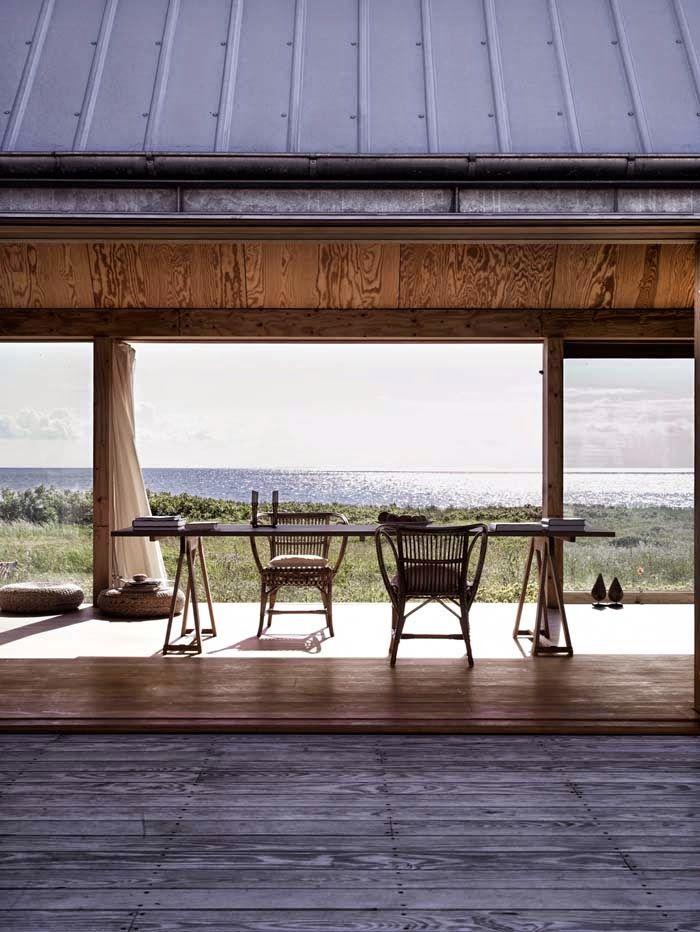STIL INSPIRATION: Kinfolk inspiration | Summerhouse by the sea