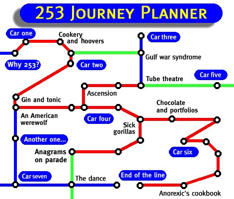 buses plan journey