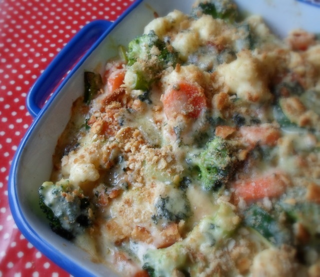 Winter Veggie Casserole Recipe. Top with some Absolutely Gluten Free ...