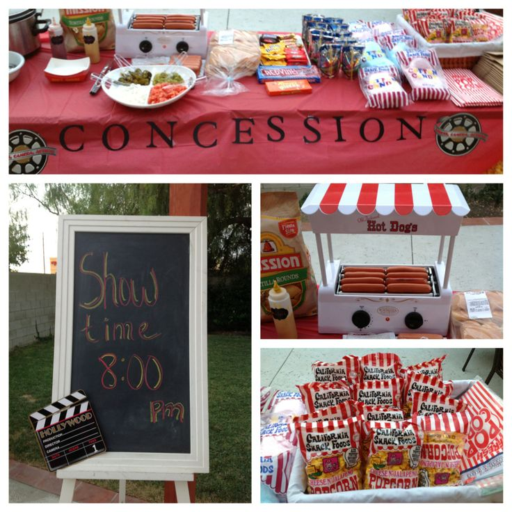 Backyard Movie Night Birthday Party Ideas : Backyard movie night  Party ideas  Pinterest