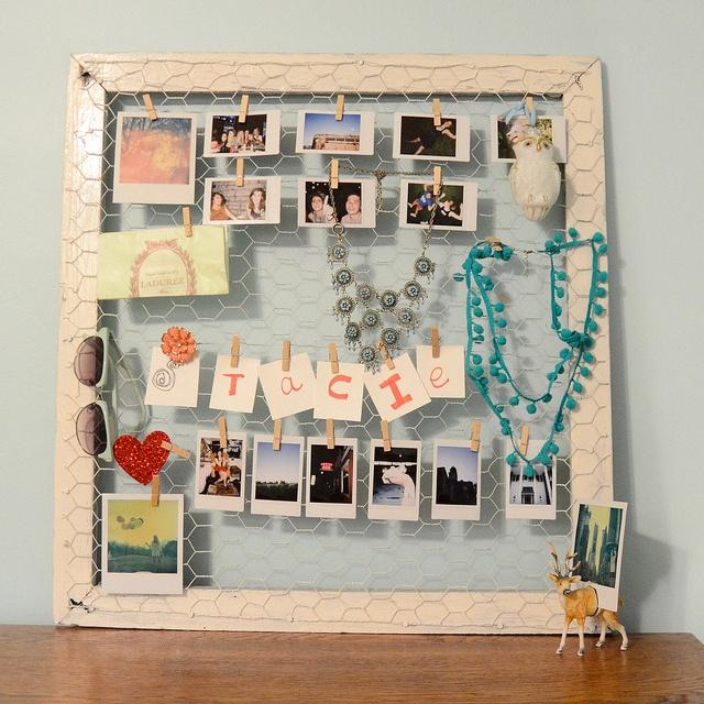 Diy memory board memory boards pinterest for Tumblr cork board ideas
