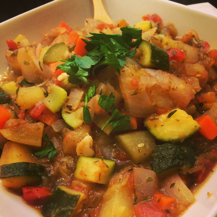Giambotta (Italian Vegetable Stew)