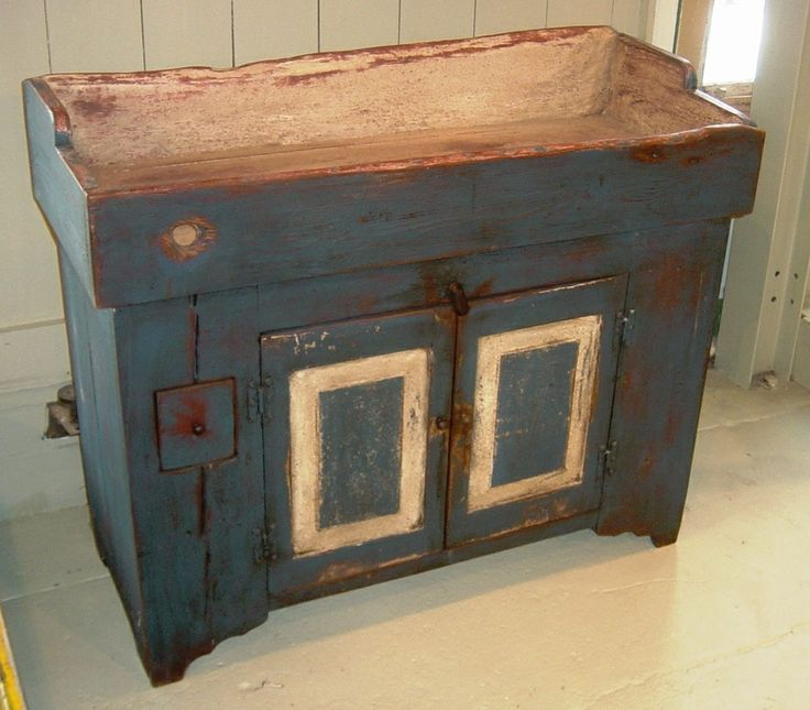 Dry Sink : Good Intent Farm Primitive Dry Sink Dry Sinks Pinterest