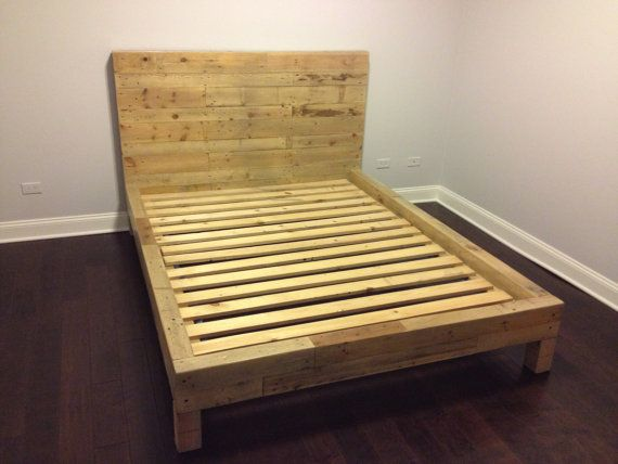 The Gallery For Queen Pallet Bed