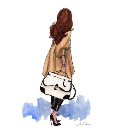 Inslee illustration - Traveler