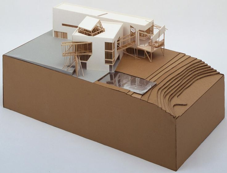 Frank o gehry architecture models pinterest for Architectural concept models