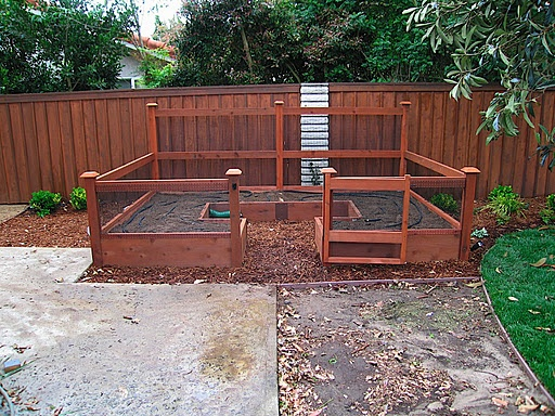 Beautiful raised beds for garden for the home pinterest for Beautiful raised gardens