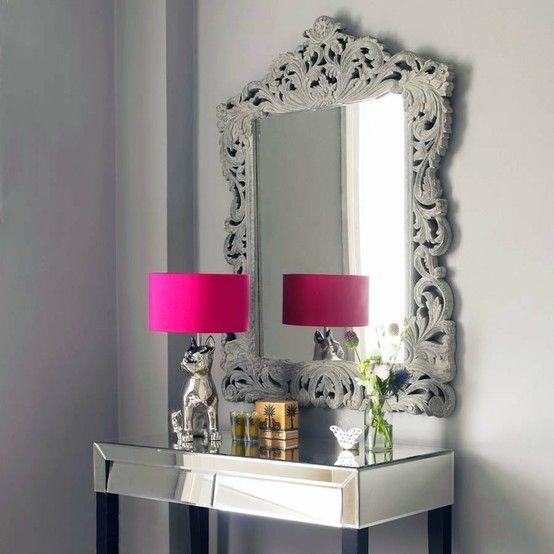 The Ophelia Baroque Mirror by sybil