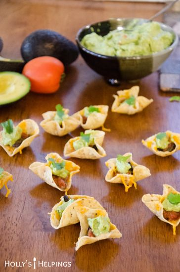 Party Nacho Recipe | Foodies *** Side dishes | Pinterest