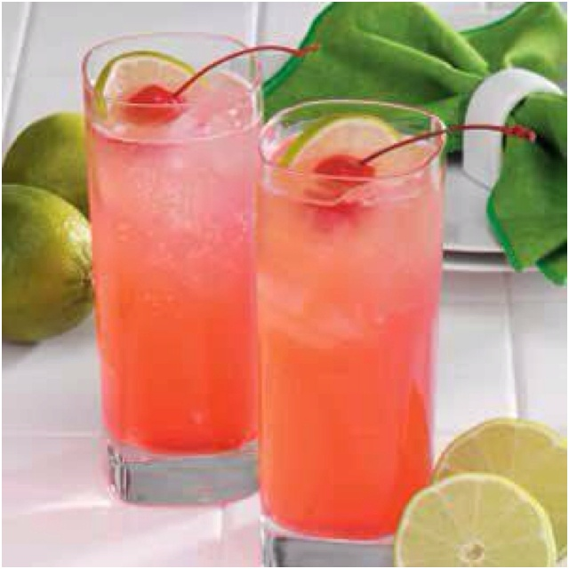 olives :: cherry limeade | Don't think, just drink. | Pinterest