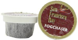 K Bay Coffee san francisco bay coffee onecup for keurig k cup brewers fog chaser 80 ...