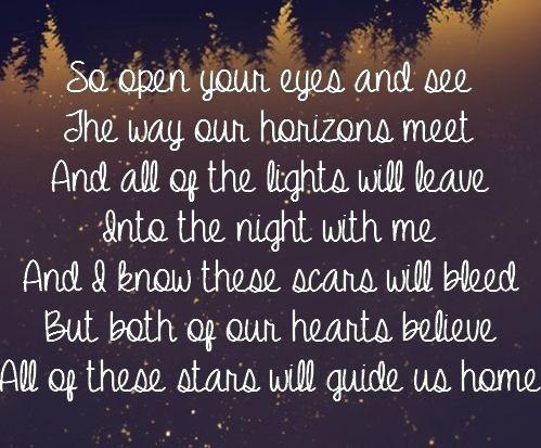 All of the Stars - Ed Sheeran | Lyrics