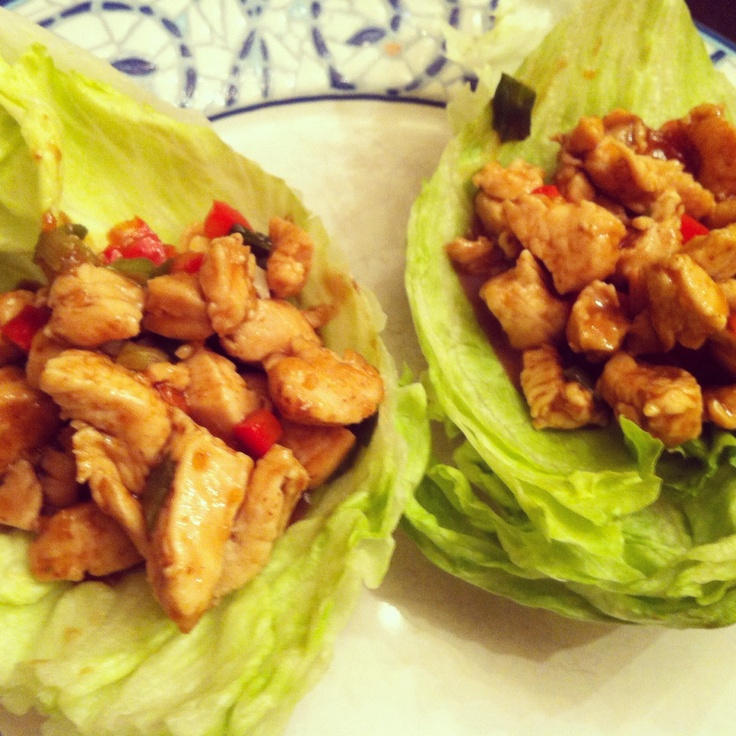 ... wraps chicken stir fry lettuce wraps healthy chicken stir fry wraps g