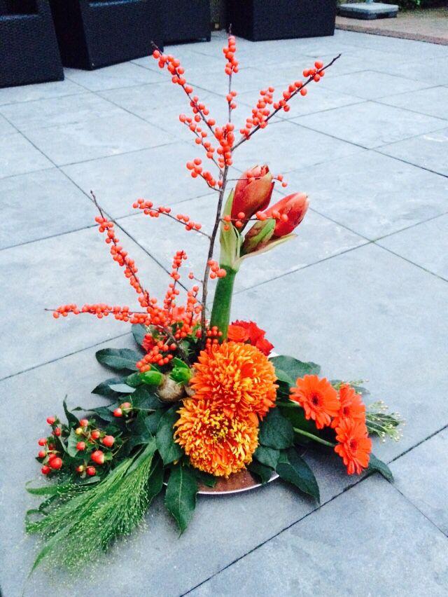 pentecost church flowers