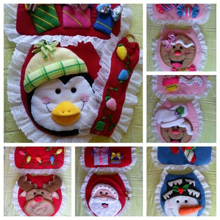 Set De Baño De Navidad: Navidad on Pinterest