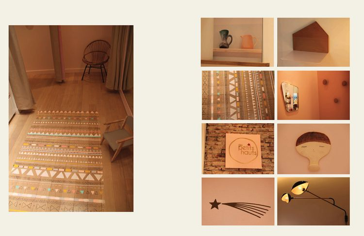 Atelier et boutique mel de margo 24 rue armand brossard for Papeterie brossard