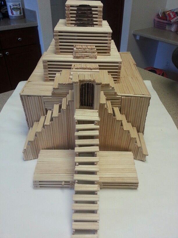 essay on ziggurats