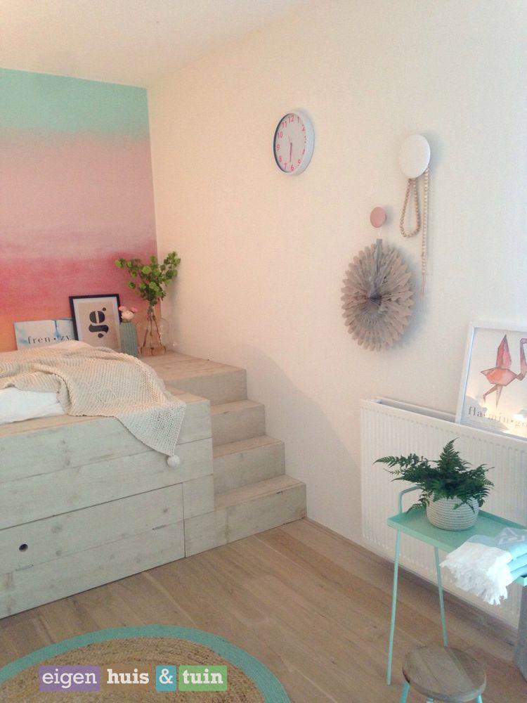 Meer dan 1000 idee n over meisjes slaapkamer kleuren op pinterest slaapkamer kleuren girls - Schilderen voor tiener meisje kamer ...