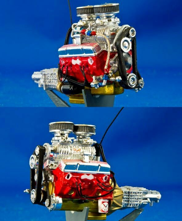 Model Car With Engine: 1000+ Images About Model Car Engines On Pinterest