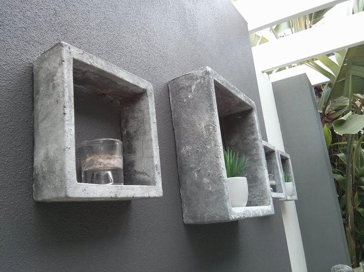 Rolls In Cement : Ideas about cement art on pinterest diy