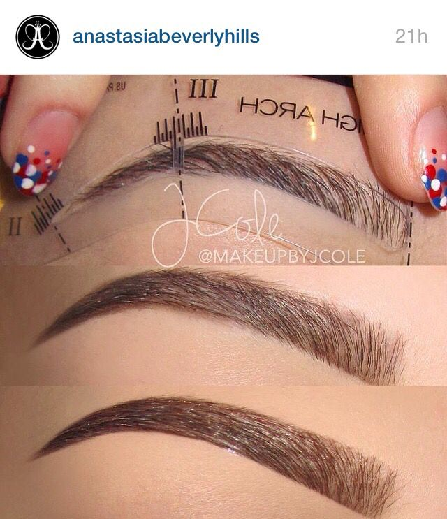 Brow Shaping Tutorials Beautiful Brows Awesome Makeup Tips For