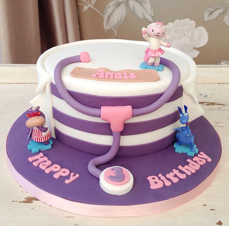 ... cakes birthday ideas mcstuffins birthday doctor mcstuffins cake doctor