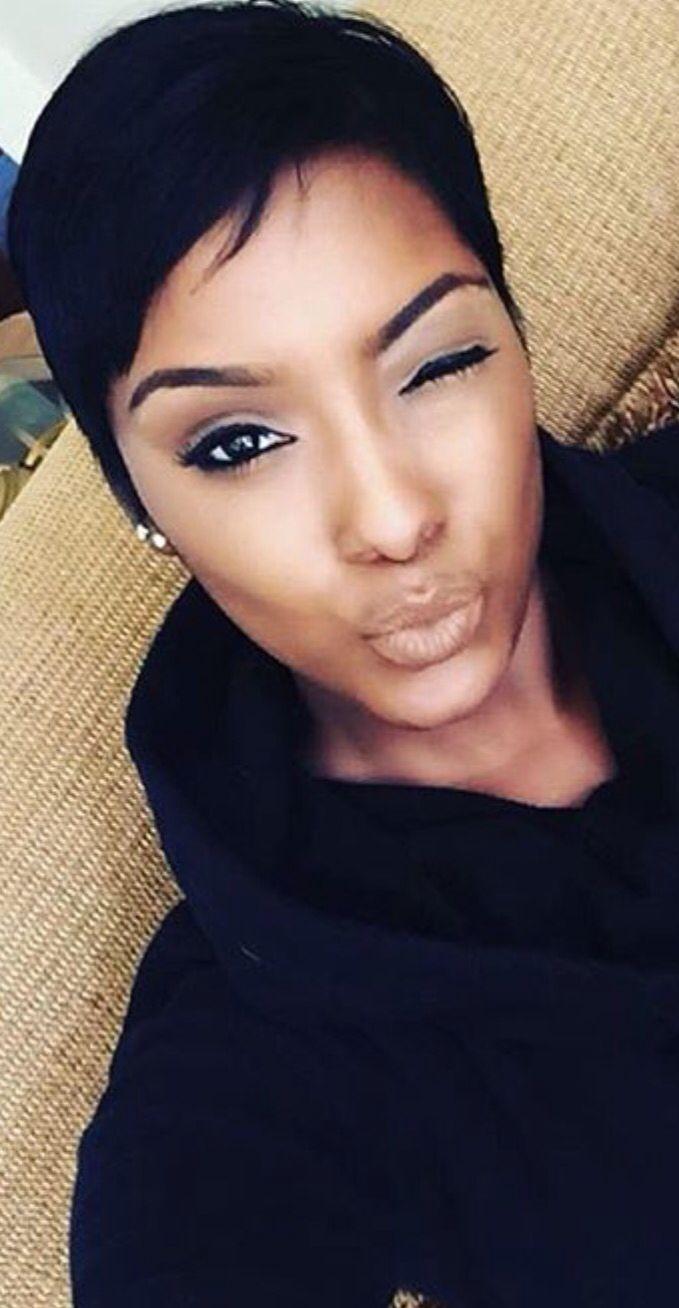 Nose piercing black girl  dara radford daradiva on Pinterest