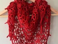 crochet scarfs hats gloves