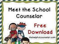 Introducing the School Counselor