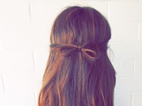 { photos of hairstyles and links to instructional videos }