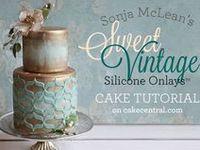 Tutorials-Cake Decorating