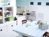 Spaces, Organize & Decor